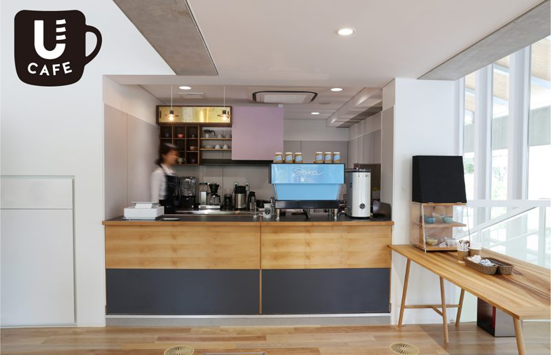 京都女子大学の新図書館内に「U-CAFE SORA」を 2017 年 9 月 19 日にオープン