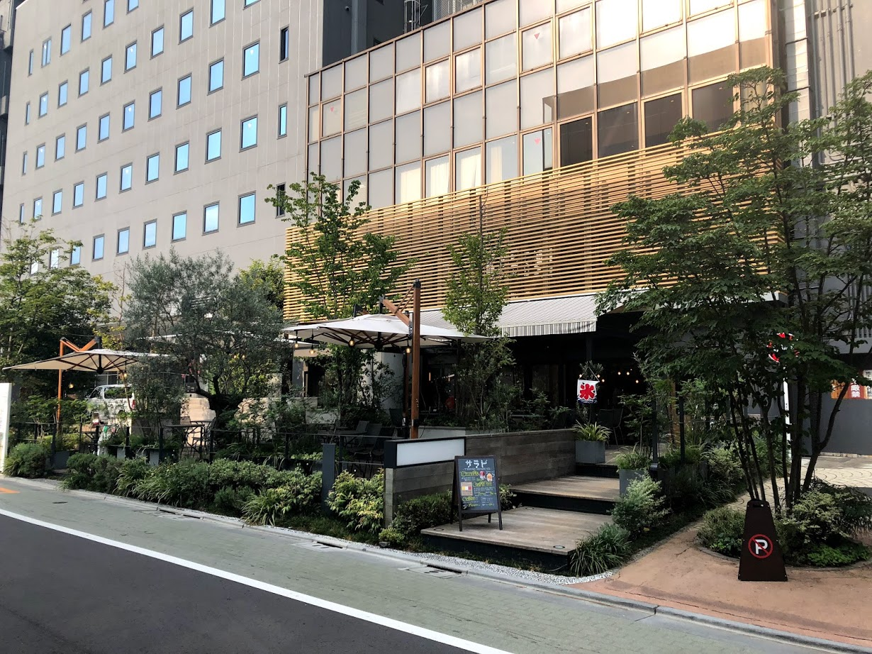 【レポート】細井優さんのストーリー『サラドの時間―美味しいとヘルシーは共存できる』