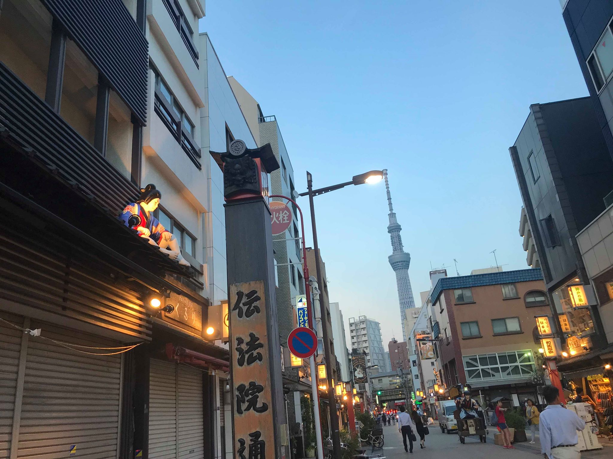【レポート】18年8月1日浅草、旅するトーク