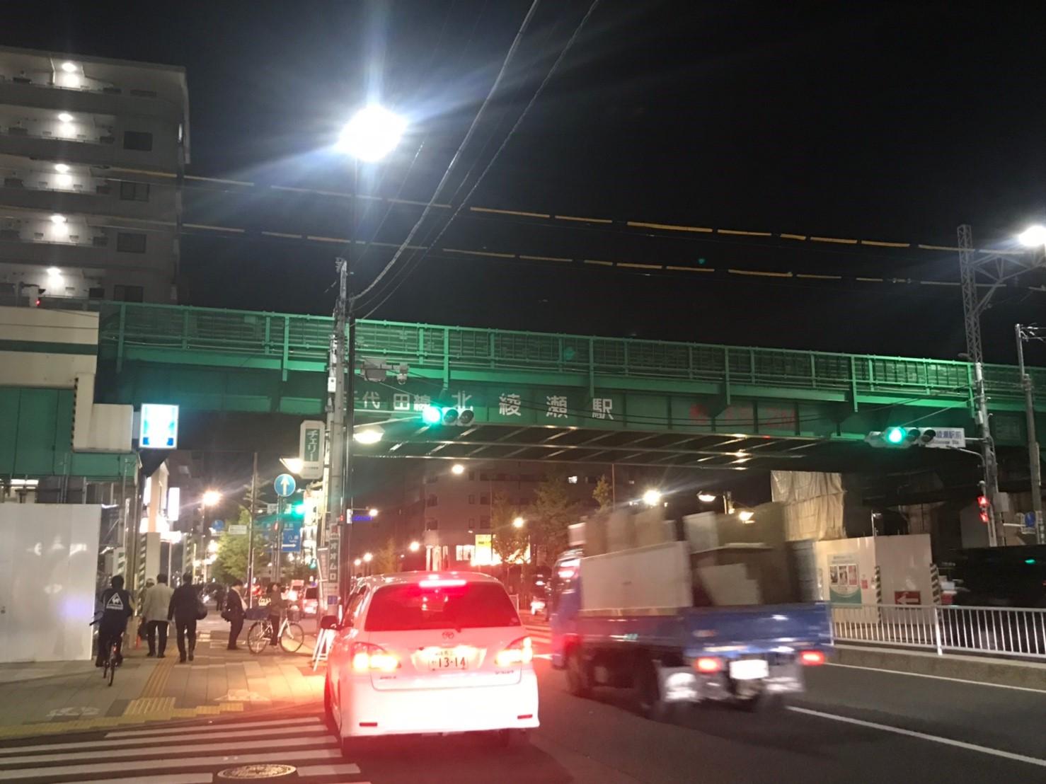 【レポート】18年10月18日北綾瀬、旅するトーク