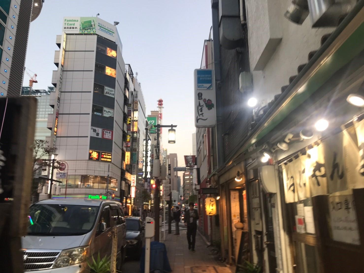 【レポート】18年10月27日新橋、旅するトーク