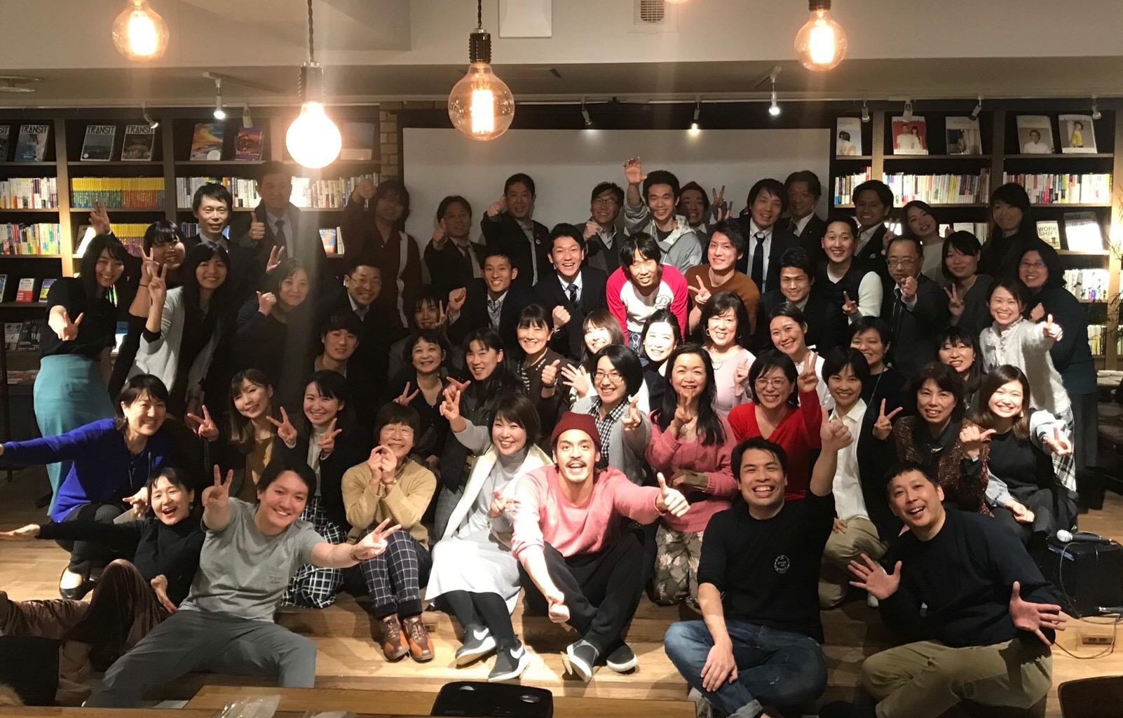 【レポート】19年3月8日札幌、旅するトーク(人に会う旅編)