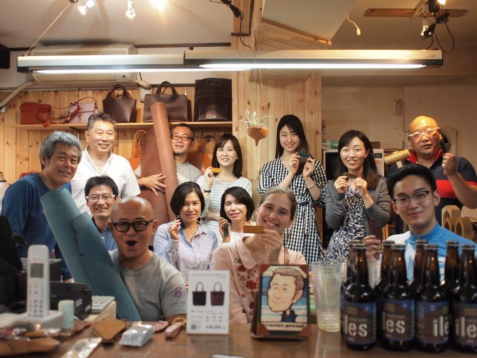 【レポート】19年05月12日 浅草、旅するトーク
